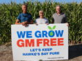 Regions win battle to protect GM free status