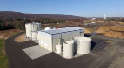 Major waste-to-energy project honored for innovation